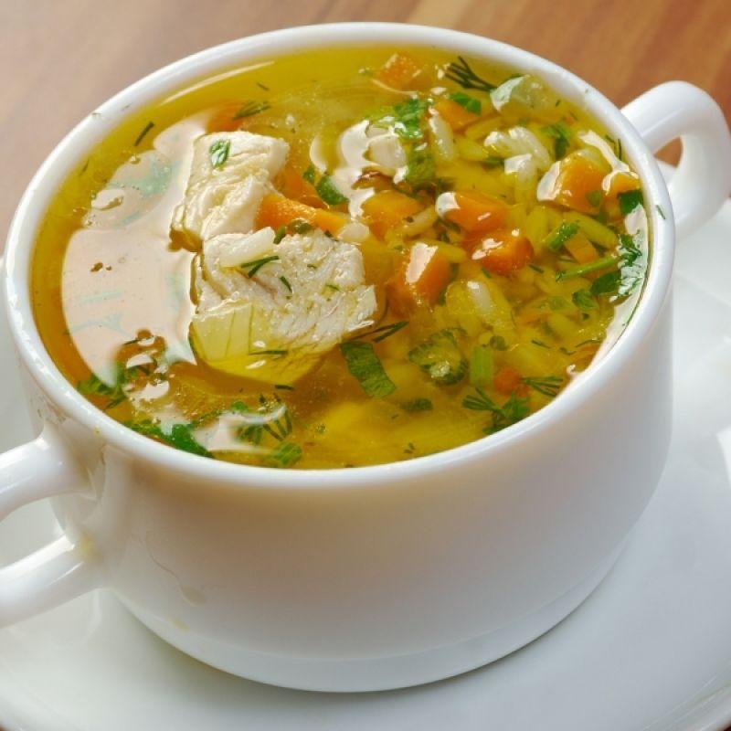 суп из индейки рецепты с фото кусочек парадной зоны