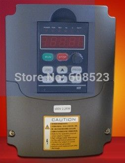 2 2KW 380V 3HP VFD VARIABLE FREQUENCY DRIVE INVERTER