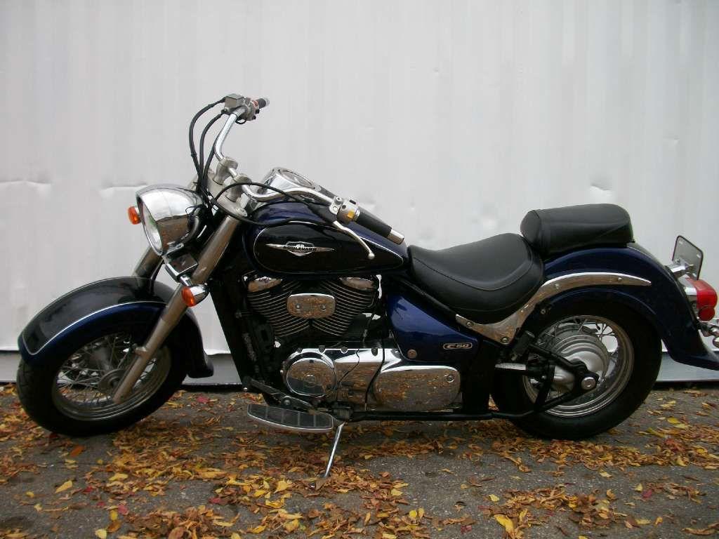 2005 Suzuki Boulevard C50 Suzuki Boulevard Suzuki Motorcycle Suzuki