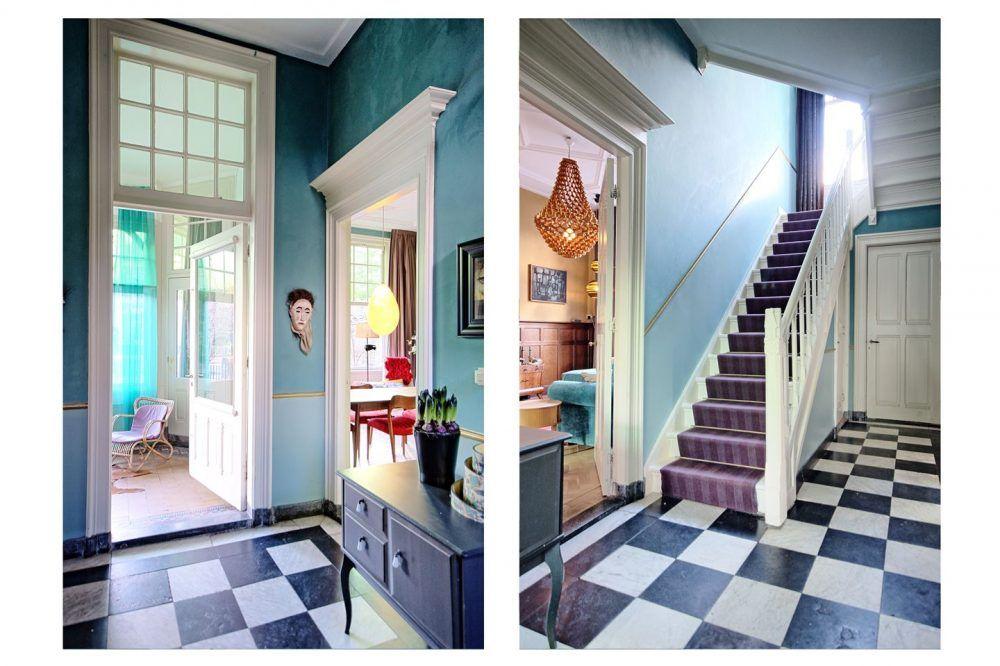7x Klassiek Interieur : Funda finds je gelooft nooit hoe kleurrijk het interieur van deze