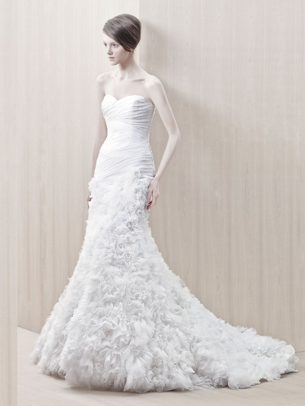 Enzoani Gloria Find gown @ De Ma Fille Bridal in Ft. Worth, TX ...