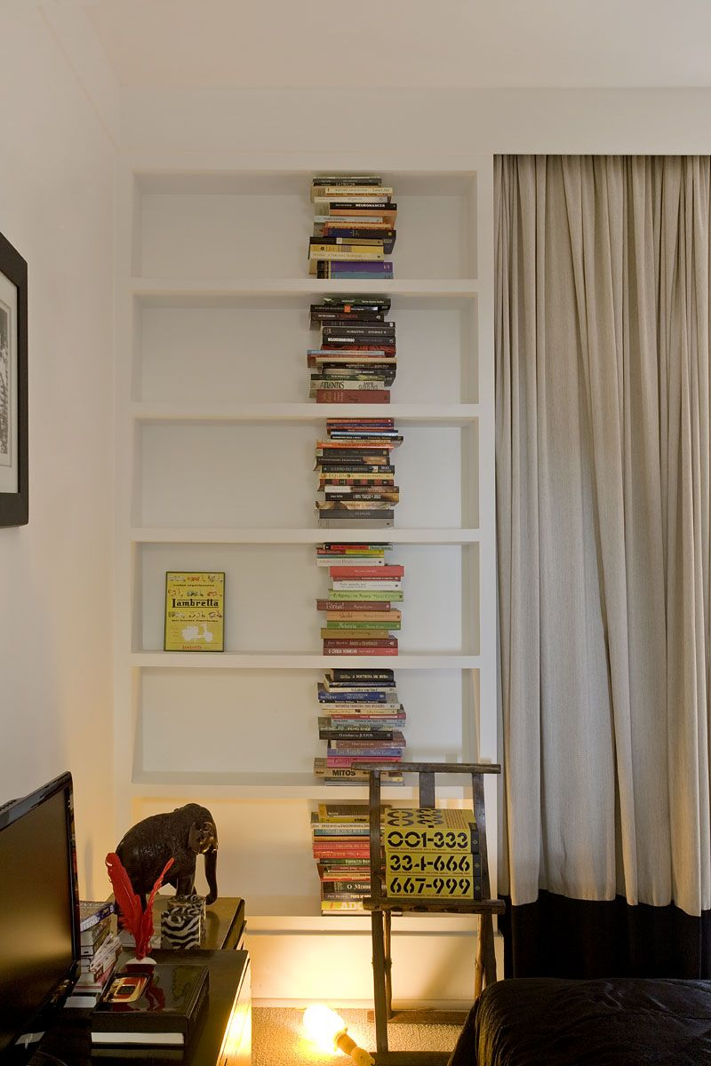 This Takes Care Of My Great Desire To Have A Bookshelf But My Fear