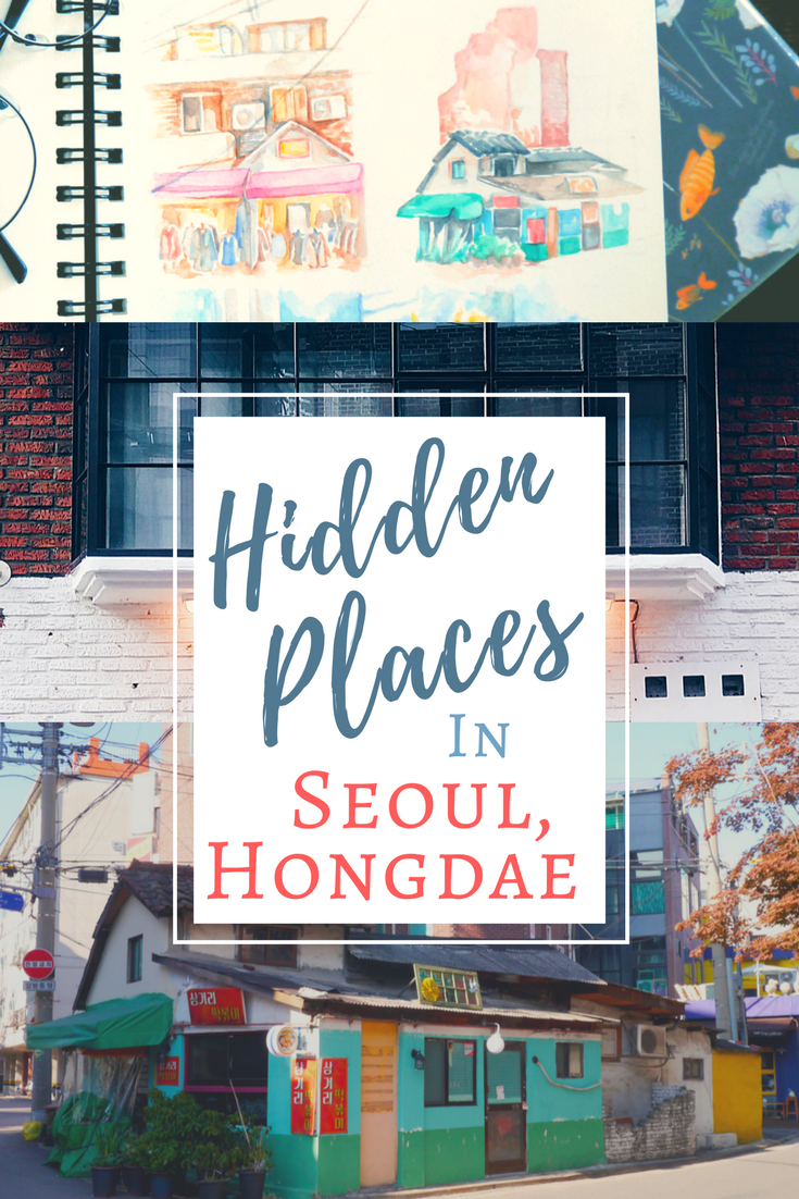 Things To Do In Hongdae Discover Hidden Places In Seoul Follow Me As I Travel Around Korea Walking Down Side St Seoul Travel Korea Travel South Korea Travel