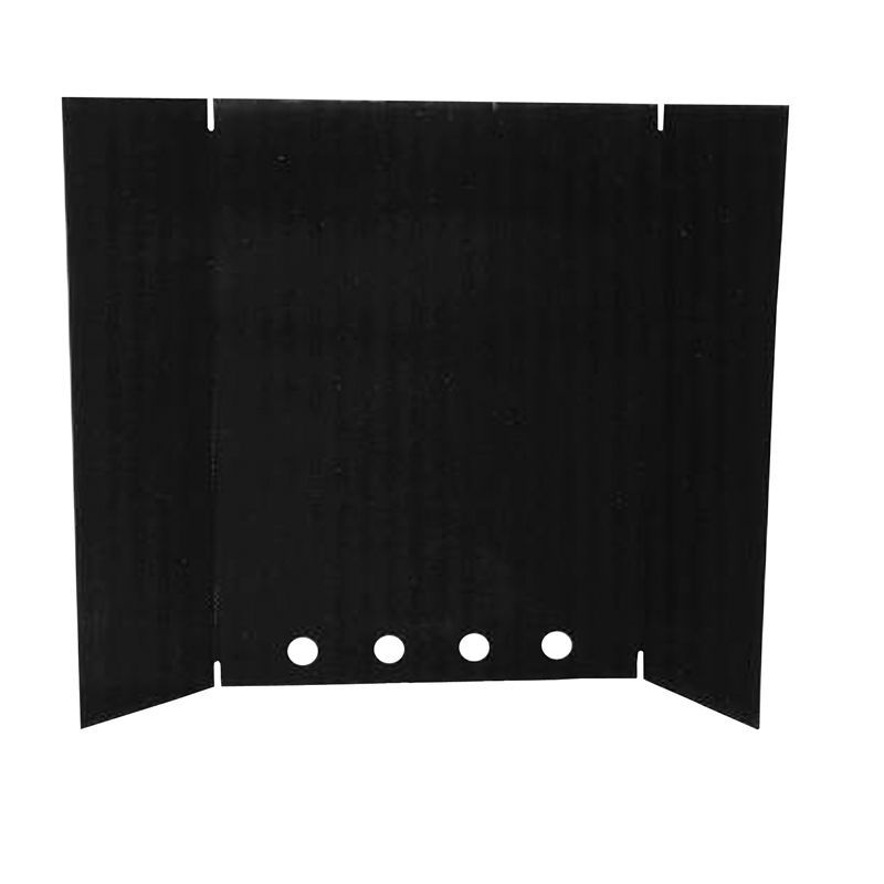 Heat shield 42 inch for wood stoves wood stove heat