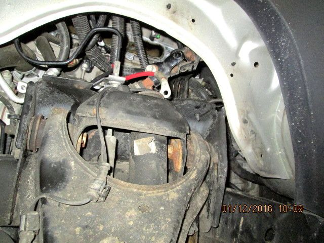 05 gmc canyon with starter wires remove access through inner fender rh pinterest com