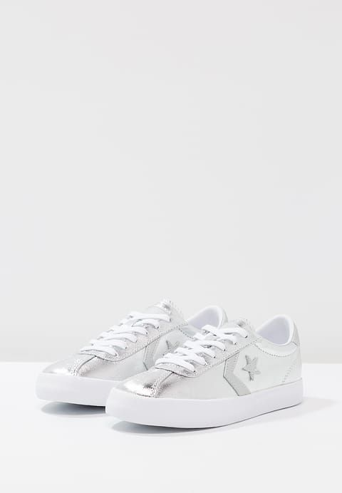 95b40013fc10d Converse BREAKPOINT - Sneaker low - pure silver white - Zalando.de ...