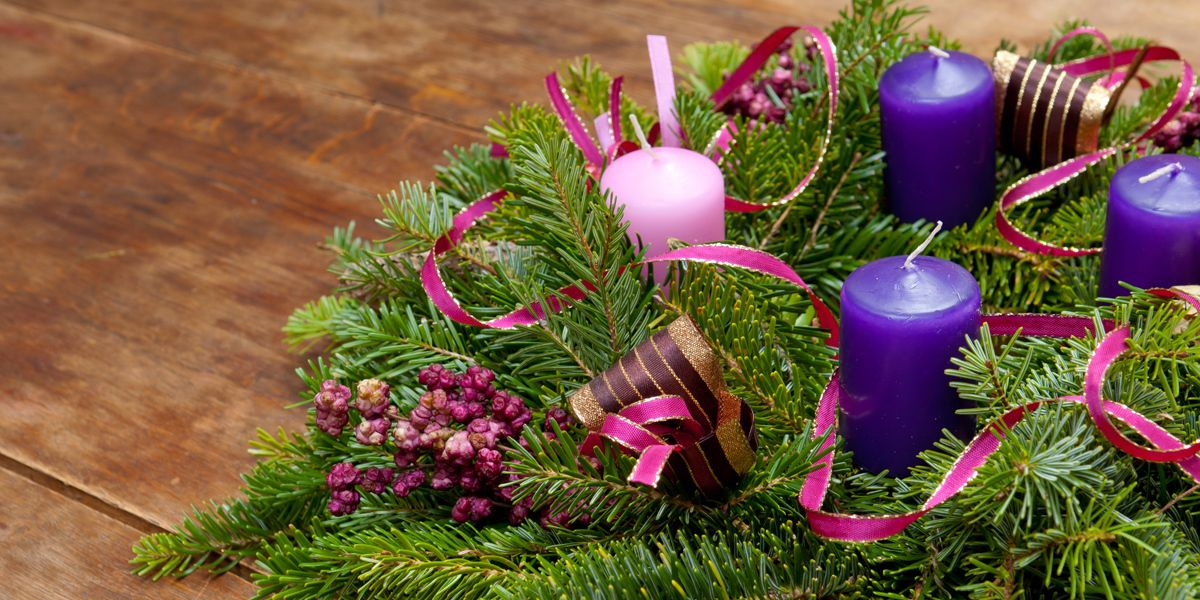 Advent Wreaths Are A Christian Tradition With Roots In 16th Century Germany They
