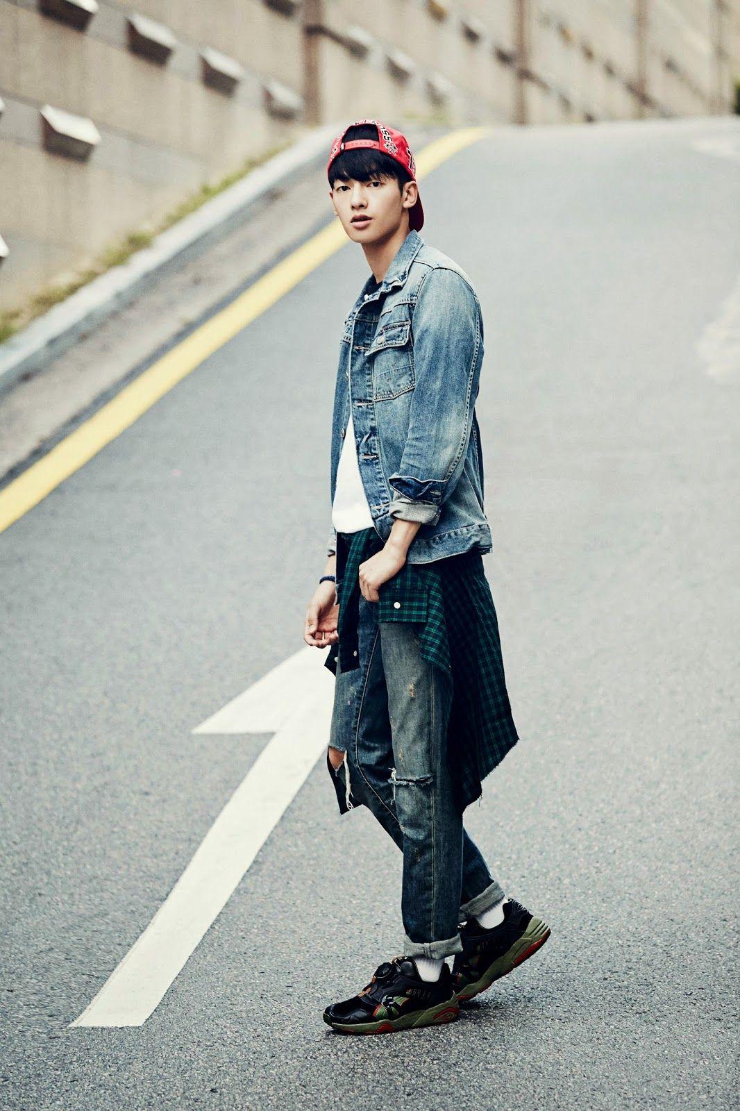 Korean Male Models Street Style Pinterest Male Models Korean And Models