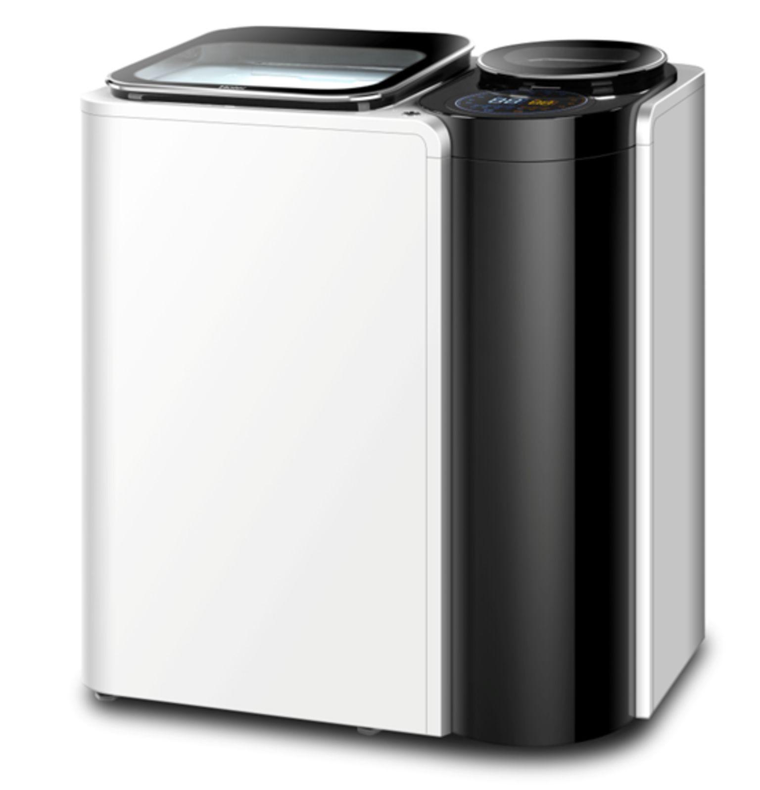 Washing Machine In Kitchen Design: Twin Drum Washer-T