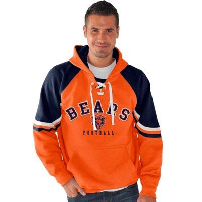 cc1538e7 Chicago Bears Overtime Pullover Hoodie - Orange/Navy Blue | Da Bears ...