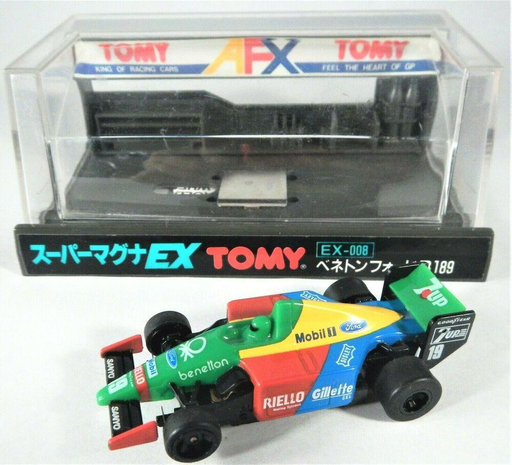Afx Tomy Benetton Super G Plus Ex 008 Formula 1 Ho Slot Car Japanese Release Tomy Afx Tomyafx Rccars Vintage Slotca Ho Slot Cars Afx Slot Cars Slot Cars