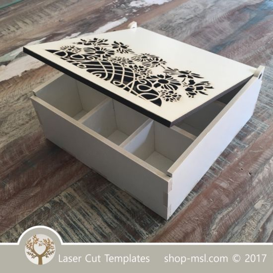 Product Template Laser Cut Sorting Wooden Box Online Store Free Designs Every Day Shop Msl