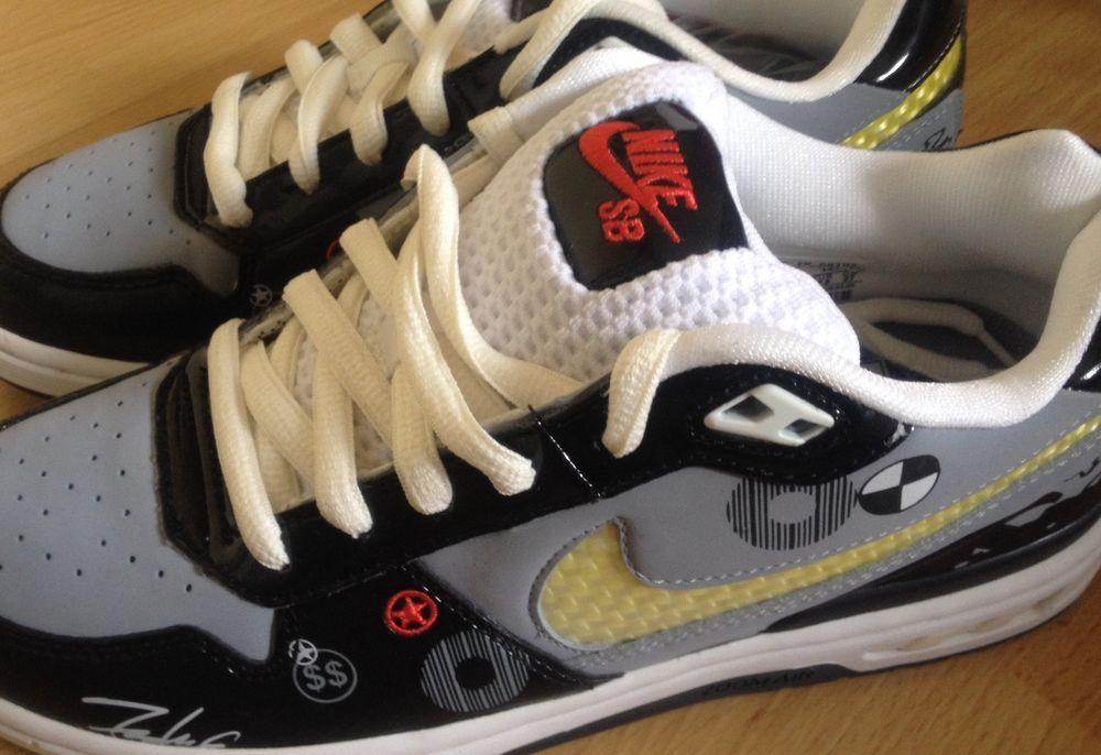 NIB Nike SB P Rod Paul Rodriguez Zoom Air Elite Futura 2000 9US 312953 012 ( eBay Link) af1e57d01c