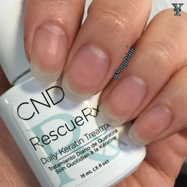 Natural nails can look this good! Nail Pro Yen Trinh shows off her ...
