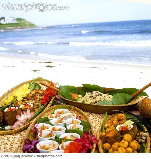 Carribean food display caribbean party ideas and for Dekoration und display