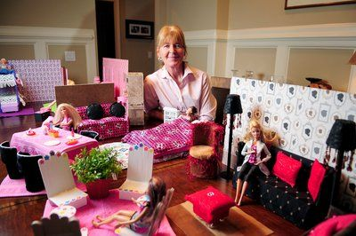 making barbie doll furniture. barbie diy projects google search making doll furniture
