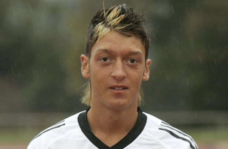 Mesut Ozil Hairstyle Mesut Ozil New Hairstyle Heodsry Hair Styles Fifa Fifa World Cup New Hair
