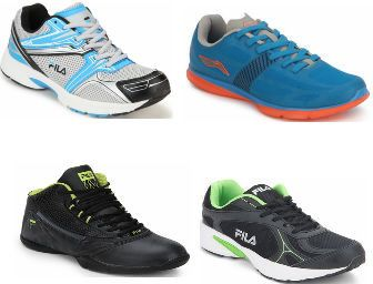 Jabong New Year Offer : Buy Sports Shoes Starts At Rs. 445 on Jabong -