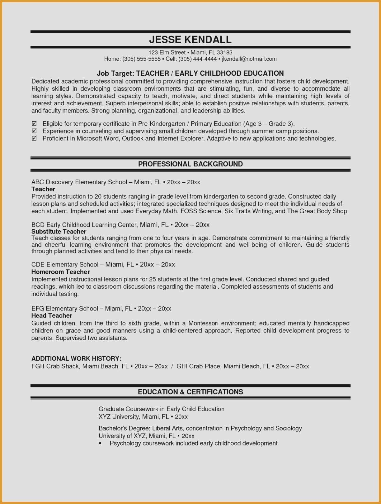 71 Elegant Stock Of Resume Examples With Education In Progress Check More At Https Www Ourpetscrawley Com 71 Elegant Stock Of Resume Examples With Mainan Anak