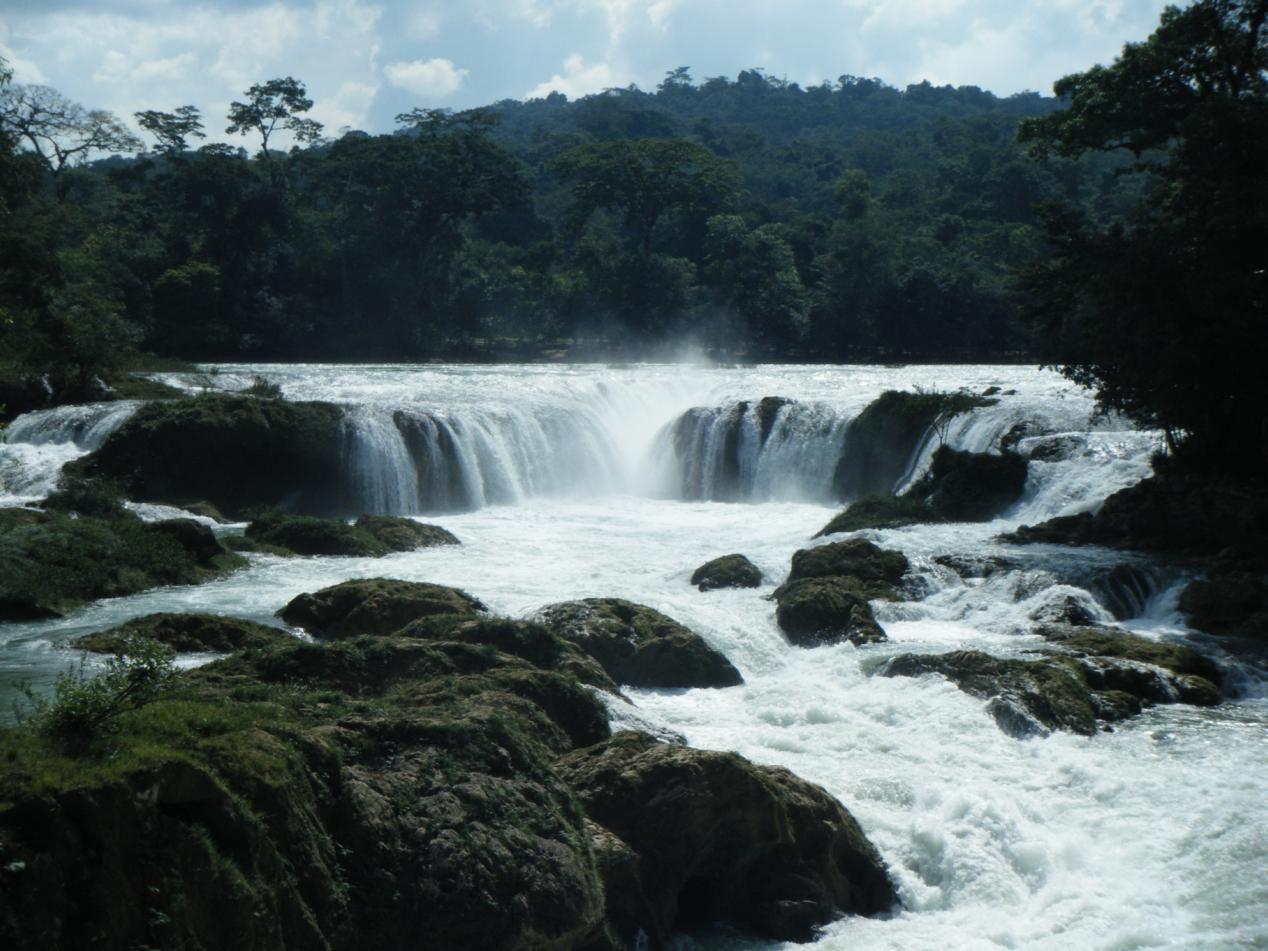 Los 10 rincones secretos mejor guardados de México: Las Nubes, Selva Lacandona