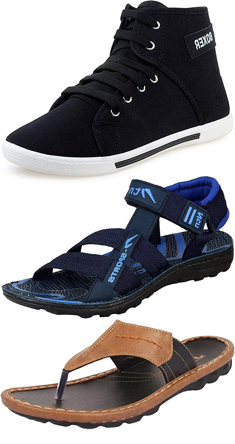 9ac476f7e Combo of 3 Men's Footwear @ 399 rs. only | Footwear for Mens ...