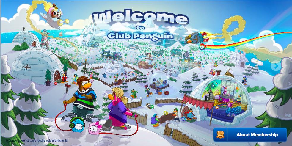 Who else plays? Club penguin, Penguins, Board games gift