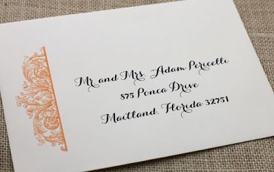 Envelope Design Printing