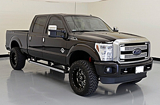 2016 Ford F250 Sel Release Date Canada