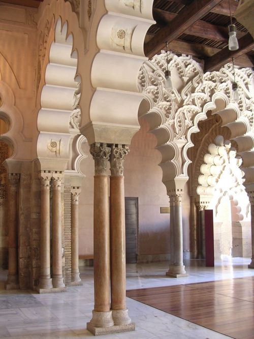 islamic architecture in andalusia spain andalucìa pinterest