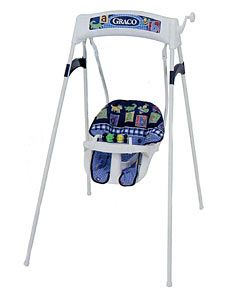 Parents say a few minutes in a Graco swing is one of the best ways to calm their little one especially colicky babies. The Graco Recliner Wind-up Swing is ...  sc 1 st  Pinterest & Graco Alphabet Checkers Recliner Wind-up Swing | Overstock.com ... islam-shia.org