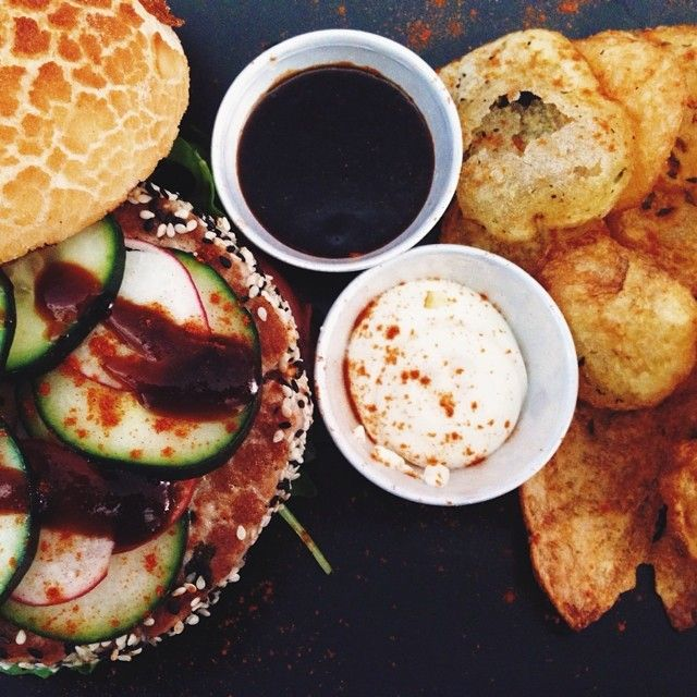 From a client perspective - Tunna Burger