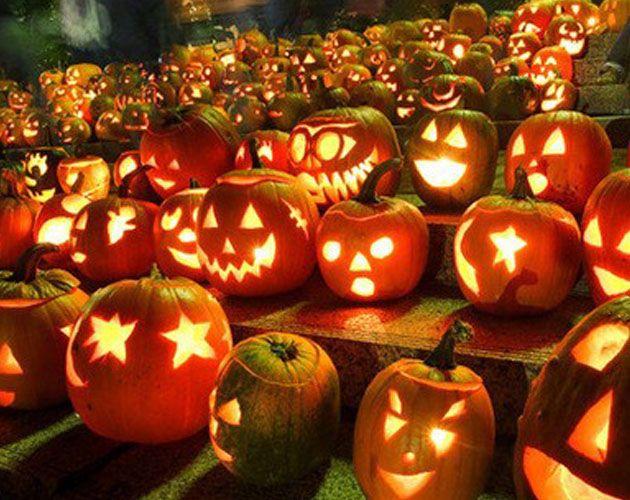 Ideas para decorar calabazas de Halloween decobox Pinterest