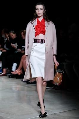 Miu Miu Spring 2015 Ready-to-Wear Fashion Show: Complete Collection - Style.com