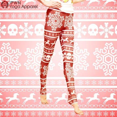 739a51e09247e UGLY CHRISTMAS SWEATER - LEGGINGS | Style. | Christmas leggings ...