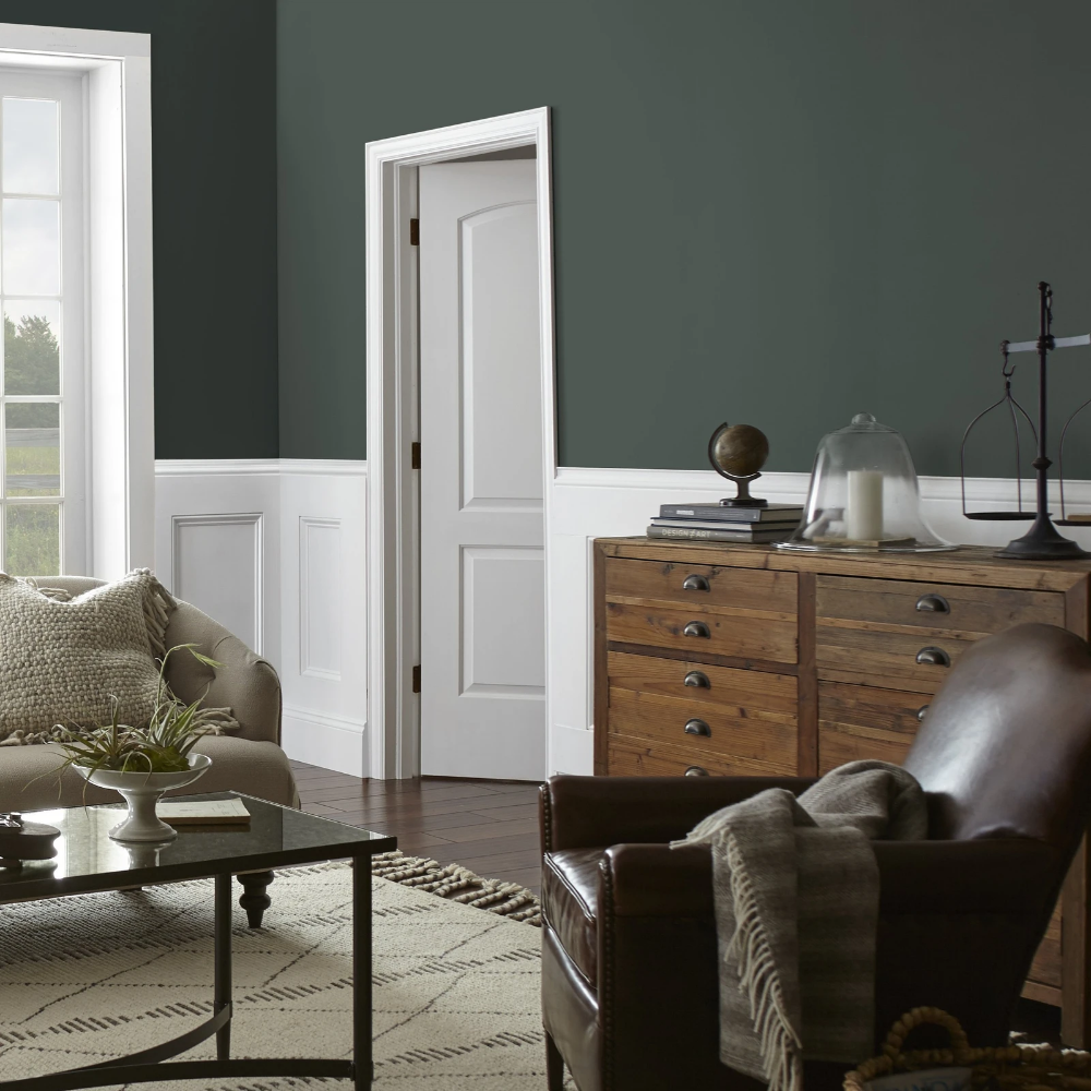 1905 green interior paint in 2020 green interior paint on green office paint color id=92949