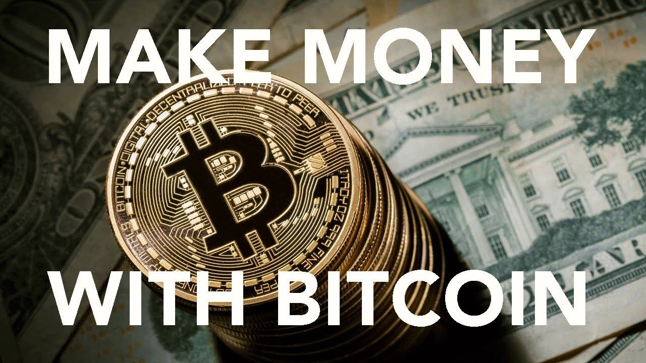 make money with btc