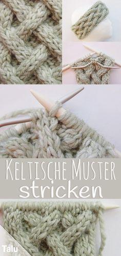 Photo of Keltische Muster stricken – Keltenmuster stricken mit kostenloser Anleitung – Talu.de