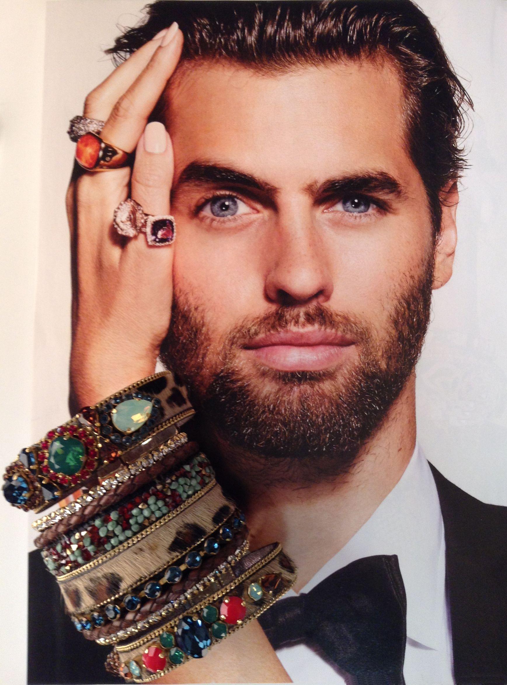 @HarpersBazaar bracelets by Bibi bijoux