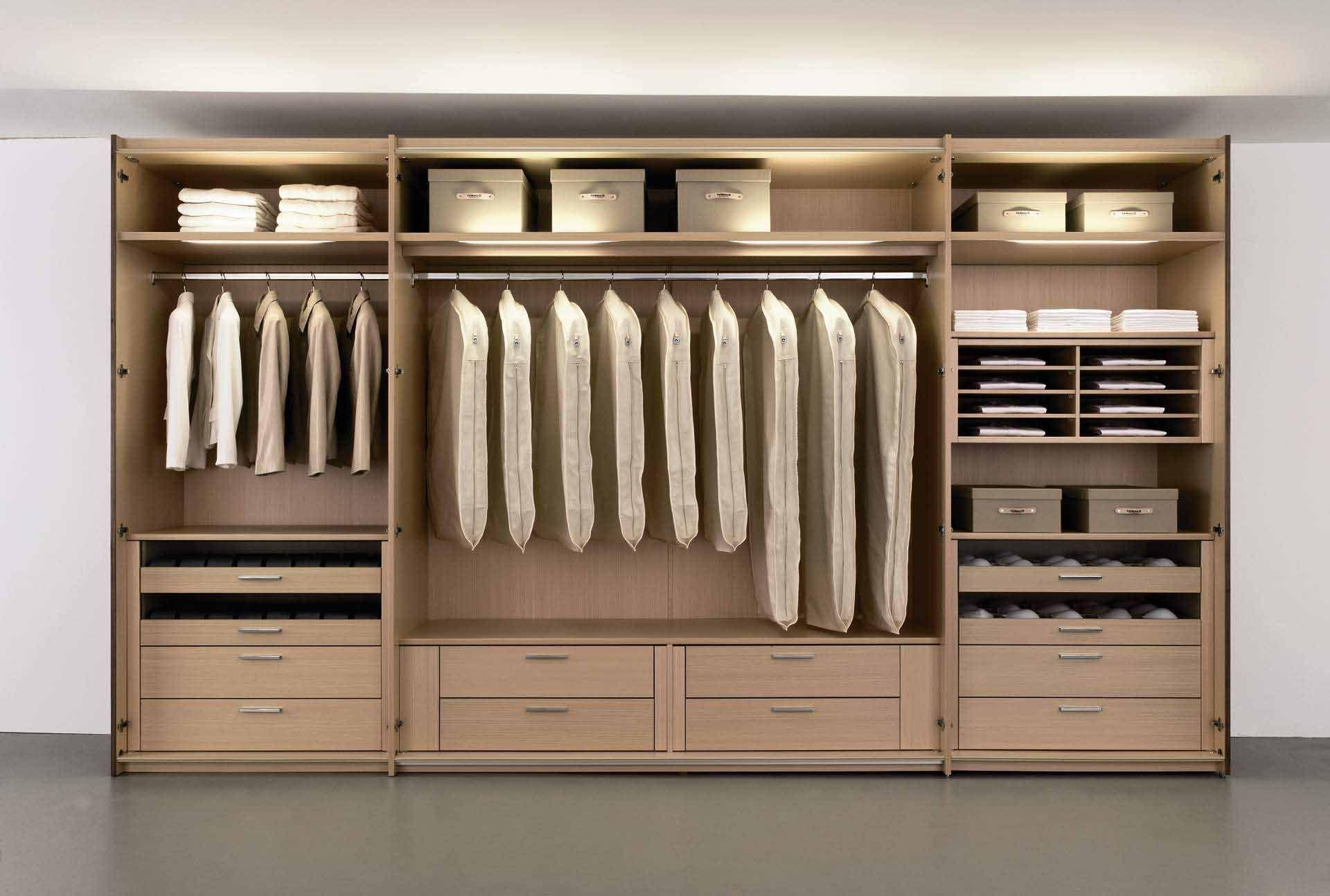 Desain Lemari Pakaian Modern Untuk Desain Interior Modern | Tukang ...