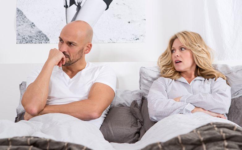 С парнем 5 лет вместе 1 год живем совместно он не хочет секса
