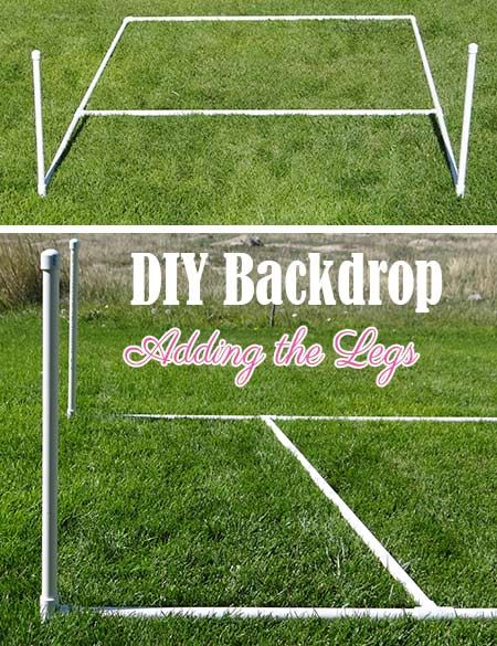How to make a party backdrop