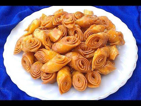 حلويات رمضان حلوة لسان الطير العصفور بمقادير بسيطة وطريقة ناجحة Youtube Cake Desserts Food Desserts