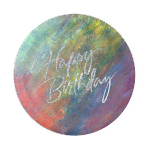 Resilient Birthday ROYGBIV Abstract Rainbow Modern Paper Plate  sc 1 st  Pinterest & Resilient Birthday ROYGBIV Abstract Rainbow Modern Paper Plate ...