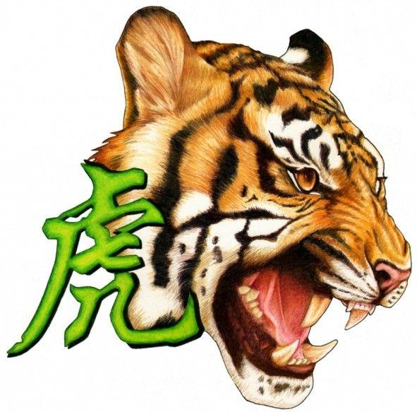 A Hrefhttptattoomenownewdesignyear Of The Tiger