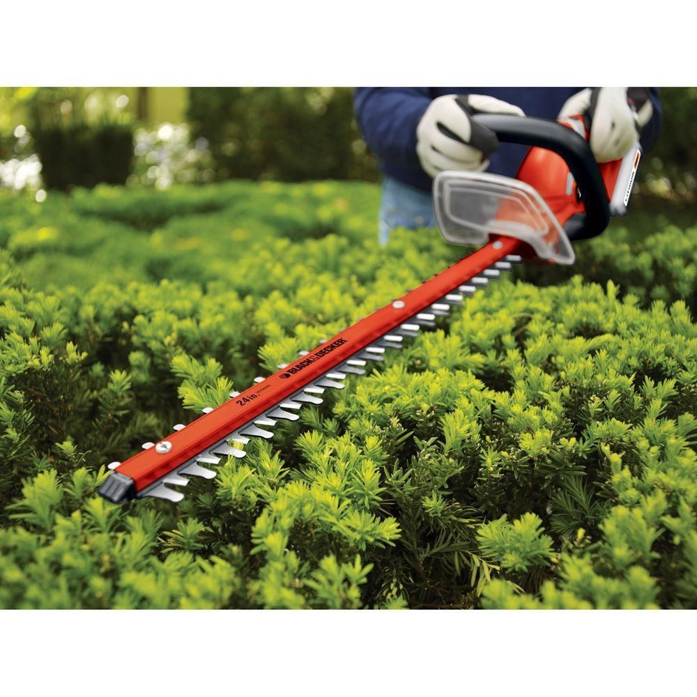 Black And Decker Electric Hedge Trimmer Hedge Trimmers Trimmers Hedges