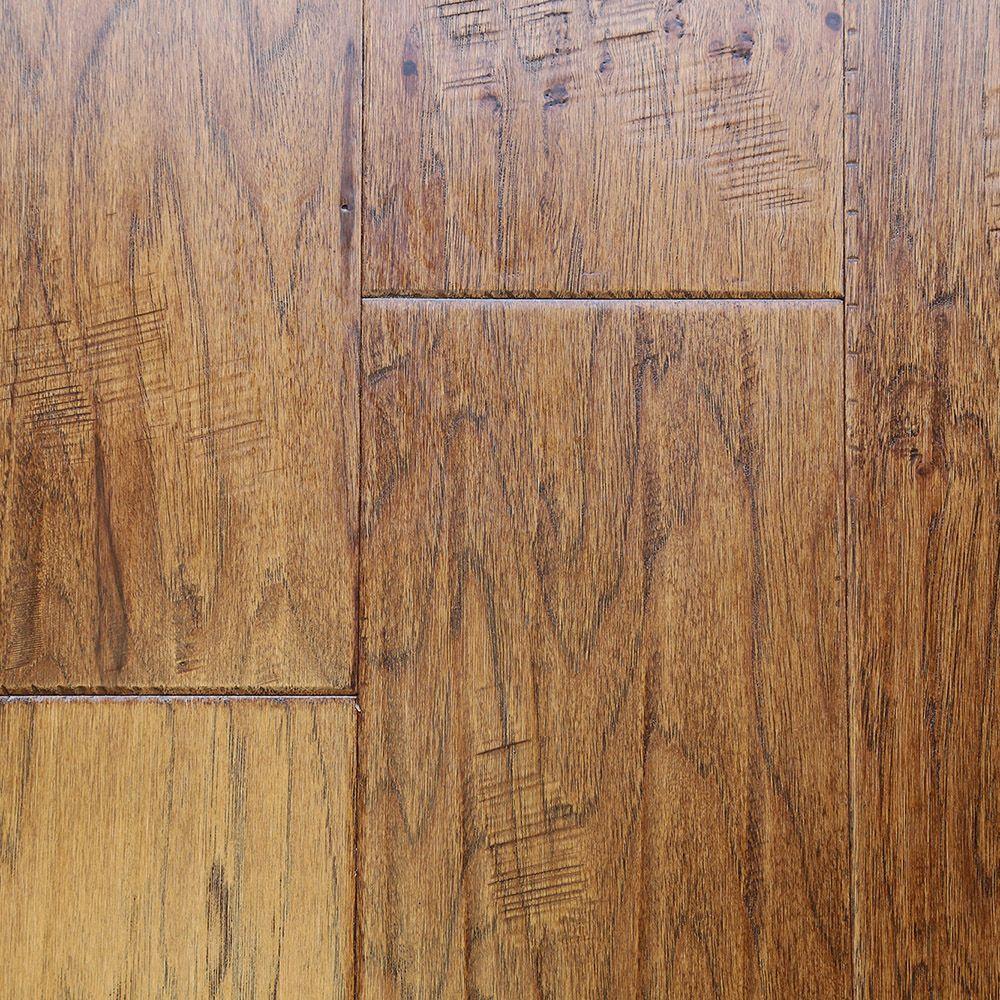 Engineered Hardwood Black Mountain Chiseled Hickory
