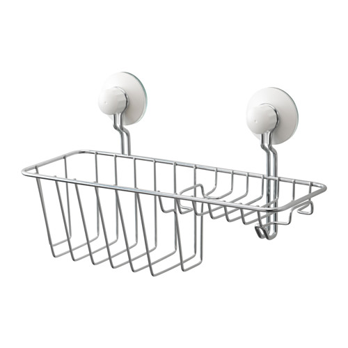 IMMELN Shower soap basket with hook 0be03e812e8a2