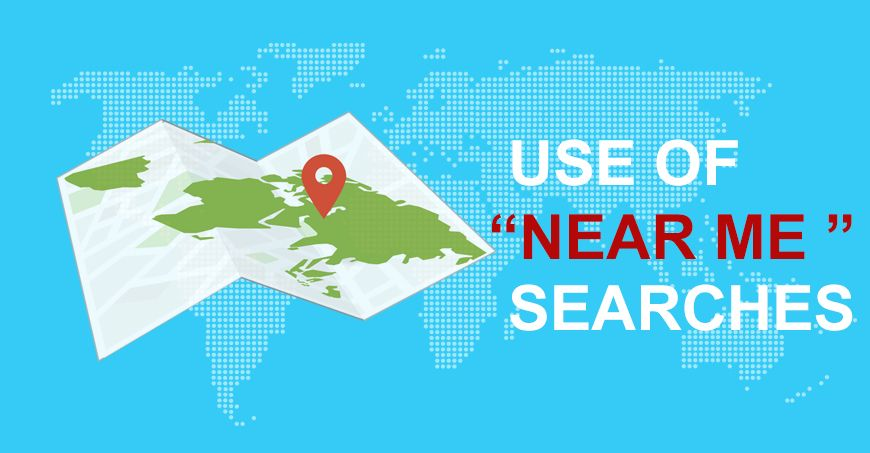 """Best way to increase local business with """"Near Me"""" in"""