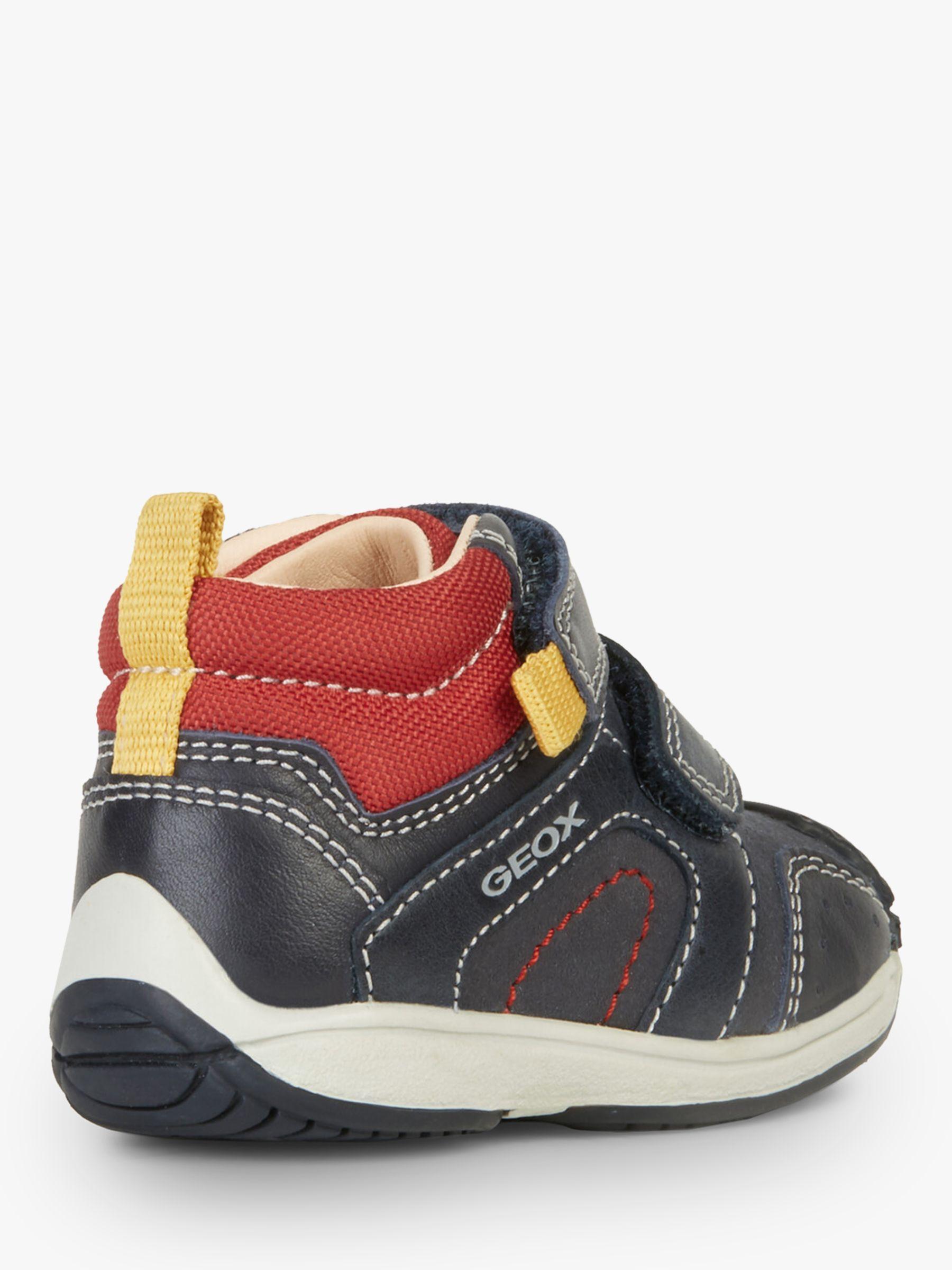 marktfähig weltweit verkauft bester Preis Geox Children's Toledo Shoes, Dark Navy/Red | Childrens shoes ...