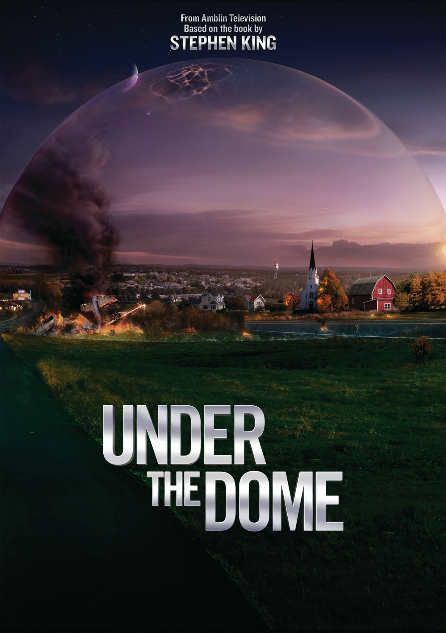 Under The Dome Photo Under The Dome Dvd Cover Under The Dome Tv Series 2013 Great Tv Shows